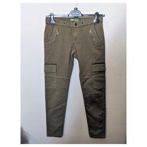 Zara | Special Edition cargo khakis